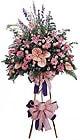Rize çiçek siparişi vermek   Ferforje Pembe kazablanka