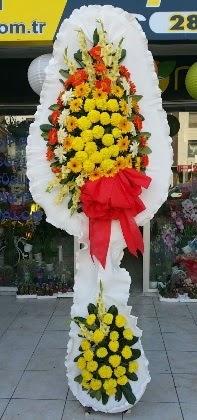 Çift katlı düğün nikah açılış çiçeği  Rize çiçek siparişi vermek
