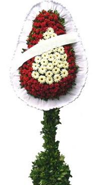Çift katlı düğün nikah açılış çiçek modeli  Rize uluslararası çiçek gönderme