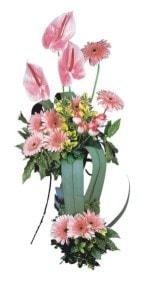Rize çiçek siparişi vermek  Pembe Antoryum Harikalar Rüyasi