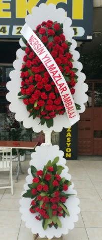 Çift katlı düğün nikah çiçeği modeli  Rize güvenli kaliteli hızlı çiçek