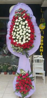Çift katlı işyeri açılış çiçek modeli  Rize kaliteli taze ve ucuz çiçekler