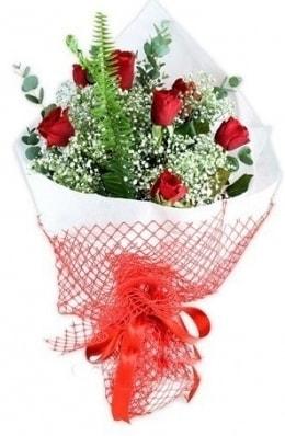 7 adet gülden kız arkadaşıma çiçek  Rize çiçek online çiçek siparişi