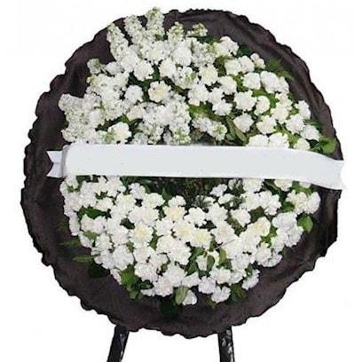 Cenaze çelengi çiçeği modelleri  Rize çiçek yolla , çiçek gönder , çiçekçi
